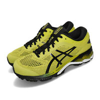 Asics Gel-Kayano 26 Sour Yuzu Yellow Black Mens Running Shoes 1011A541-750