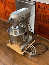 Hobart A200 Ft - 20 Qt Commercial Mixer w/ Paddle, Hook & Ss Bowl - Vintage