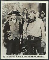 ~ John Paul Jones Robert Stack LOT 2 Original 1950s Movie Photos British Navy