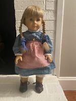 American Girl Doll White Body Kirsten Doll PC