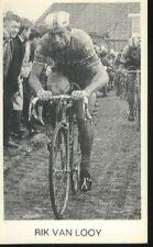 Rik VAN LOOY Cyclisme 60s Cycling Ciclismo WILLEM II Wereldkampioen WIELRENNEN