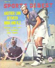 New Zealand Sports Digest Mag 248 Athletics, Boxing, Cricket, Cycling, Golf