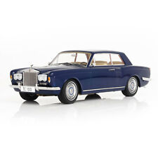 "PARAGON 1968 ROLLS ROYCE SILVER SHADOW BLUE 1:18 ""Back in Stock"" **Nice**"