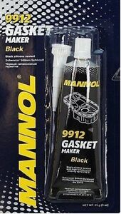 Haute Température Silicone Scellant Produit Carter D'Huile Joint Noir
