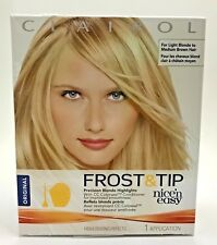 Clairol Nice n Easy  Frost & Tip Precision Blonde Highlights *As Pictured*