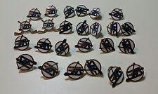 25 JETS Hockey Hat Team Lapel Metal NEW Pin #24