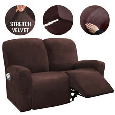 Stretch Recliner Chair Cover Slipcover Sofa Covers Couch Furniture Protector FS