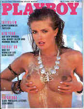 Playboy 4/1990 - Kirsten Imrie - Kata Kärkäinen - Wigald Boning