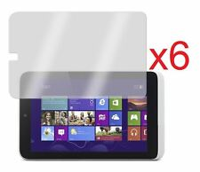 """Hellfire Trading 6 protections d'écran anti-reflet Acer Iconia Tab W3-810 8,1"""""""