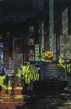BLADE RUNNER 2019 #1-4 (2019) Syd Mead VIRGIN VARIANT Covers PACK - New Bagged