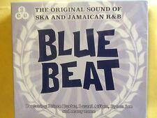 BLUEBEAT.   3 CDs.   ORIGINAL. SOUND. OF. SKA.  AND. JAMAICAN.  R. n. B.