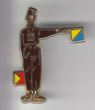 RARE PINS PIN'S .. OLYMPIQUE OLYMPIC ALBERTVILLE 1992 ART DECOUFLE JUGE OR ~17