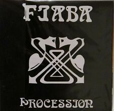 Procession-Fiaba Italian prog psych mini lp cd