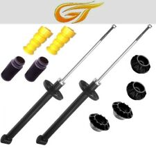 2 Series Shock Absorber Rear + Strut Bearing Set + Dust Cover > VW Polo