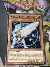 ARTEFACT OP08-FR016 OCCASION Carte Yu Gi Oh MORALLTACH