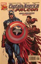 CAPTAIN AMERICA AND THE FALCON #1-4 MINI-SERIES 2004