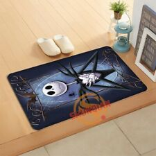 Custom The Nightmare Before Christmas Doormat Bath Mats Foot Pad Home Decor Mats