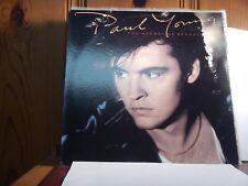 Paul Young The Secret of Association 1985 Vinyl Every Time You Go Away EX