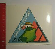 Aufkleber/Sticker: WDR aktuelle Stunde (06091662)
