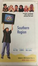 Southern Region VHS By 100% Educational Videos #P5260-TESTED-RARE-SHIP N 24 HRS