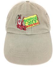 Pompano Joes Hat Seafood House Cap Baseball Crabs Fish Restaurant Trucker  Tan b4a106e049c0