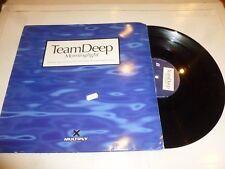 """TEAM DEEP - Morninglight - 1997 UK 4-track 12"""" vinyl single"""