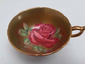 Paragon Gold Rose Tea Cup