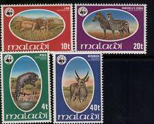 Malawi,Scott#319-322,MNH,Scott=$65