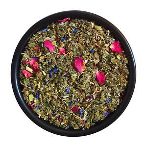 Herbal Mix / BLEND Herbs for Smoking Damiana Coltsfoot Rose Cornflower