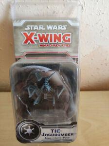"""Star Wars X-Wing Miniaturenspiel - Erweiterung """"TIE-Jagdbomber"""" OVP - deutsch"""