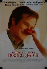 Affiche Cinéma DOCTEUR PATCH 1999 SHADYAC Robin Williams - 40x60