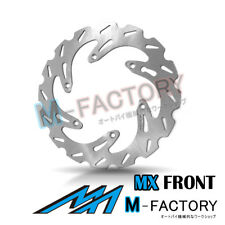 Front Brake Disc MX Rotor x1 Fit KTM EXC 450 03-16 04 05 06 07 08 09 10 11
