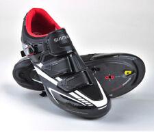 Chaussures de vélo noir Shimano pour homme, pointure 39