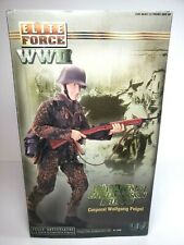 BBI Elite Force WWII 12th Waffen SS Panzer Div Rifleman Corporal Wolfgang Feigel