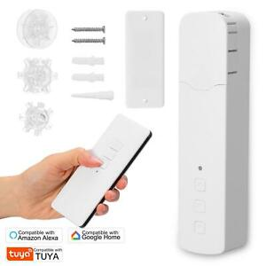 Tuya WIFI Smart Electric Curtain Motor APP Voice Control For Alexa Google Home