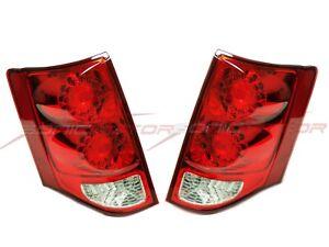 For 2011-2014 Dodge Grand Caravan Tail Lights Driver & Passenger Side LH+RH