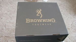 Browning hunting boots, size 11 1/2, unlined, nib, free shipping