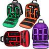 Digital Camera Waterproof Sling Backpack Shoulder Bag for Canon Nikon Sony DSLR