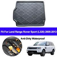 Car Rear Trunk Boot Liner Cargo Mat Floor Tray For Land Range Rover Sport L320