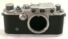 Leica IIIc sharkskin camera body EXC #36987