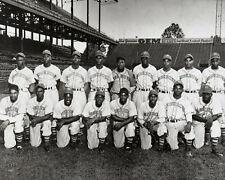 1945 KANSAS CITY MONARCHS  8X10 TEAM PHOTO NEGRO LEAGUES  HOF USA