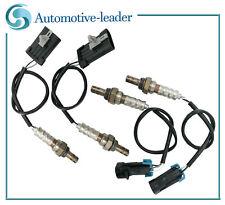 4Pcs Front&Rear Oxygen Sensor SG454 SG236 For GMC K1500 C1500 C2500 Suburban 5.7