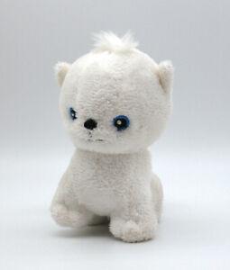 """Neopets White Doglefox 4"""" plush toy figure stuffed doll petpet"""
