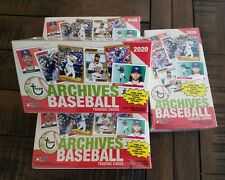 2020 Topps Archives Baseball Blaster Box - Factory Sealed No Reserve