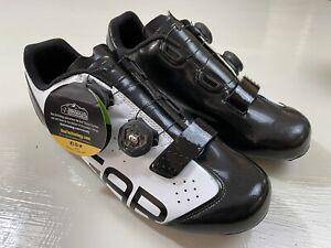 Louis Garneau Course Air Lite Cycling Shoes Men's SIZE US 7.5 / EUR 41 White NEW