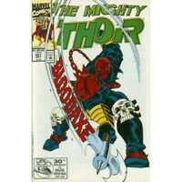 Thor (1966 series) #451 in Very Fine + condition. Marvel comics [*3n]
