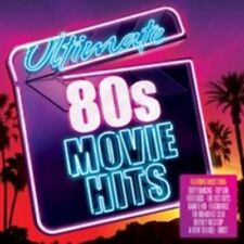 Various Ultimate 80s Movie Hits CD 2 Disc Soundtrack 2010