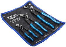 Wasserpumpen Zange 3-tlg. Zangenset Zangen Satz Zangenschlüssel DIN BGS Werkzeug