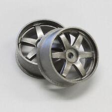 LLANTA 20 Trasero G Gris Metalizado 2 piezas dnano Kyosho dnh-001gm-20r 702308