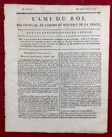 La Cambe en 1791 Orne Alençon Abbé Grégoire Goupil Royaliste Révolution France